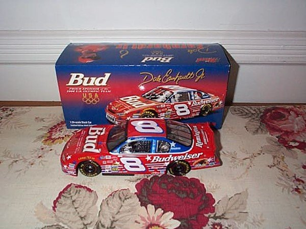207: Action Racing Collectibles, Dale Earnhardt Jr.#8 B