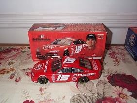 Action Racing Collectibles, #19 Dodge Show Car, 20
