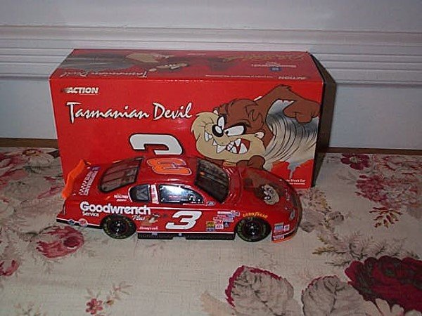 213: Action Racing Collectibles, Dale Earnhardt #3 GM G