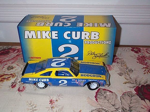 215: Action Racing Collectibles, Dale Earnhardt #2 Mike