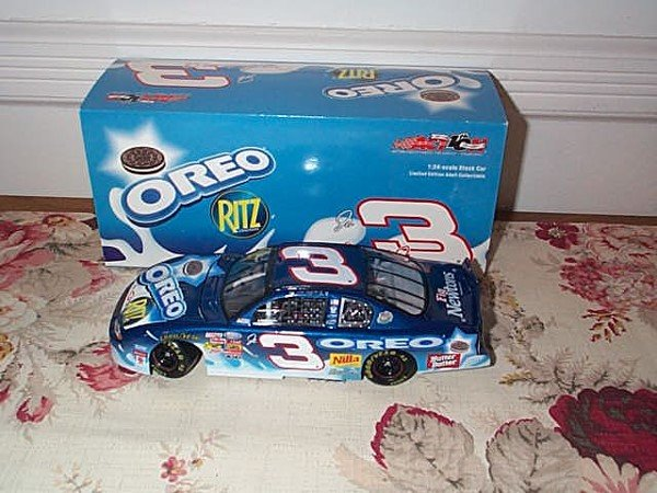 217: Action Racing Collectibles, Dale Earnhardt Jr. #3