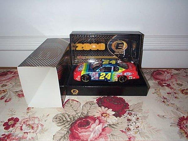 244: RCCA Elite Racing Collectibles Jeff Gordon #24 DuP