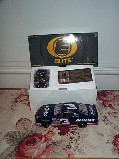 246: RCCA Elite Racing Collectibles Dale Earnhardt #3 A