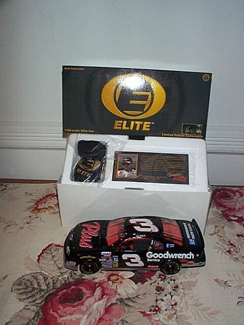 247: RCCA Elite Racing Collectibles Dale Earnhardt #3 G