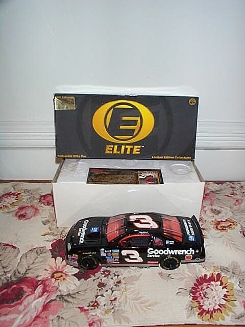 248: RCCA Elite Racing Collectibles Dale Earnhardt #3 G