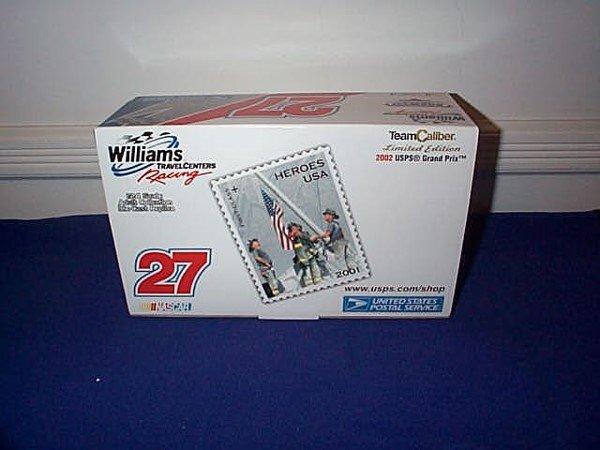 254: Team Caliber, Inc. Racing Collectibles Car #27, US