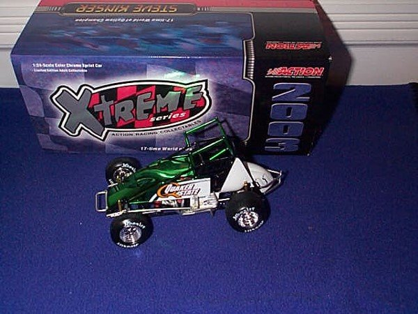 257: Action Racing Collectibles - Steve Kinser #11 Quak