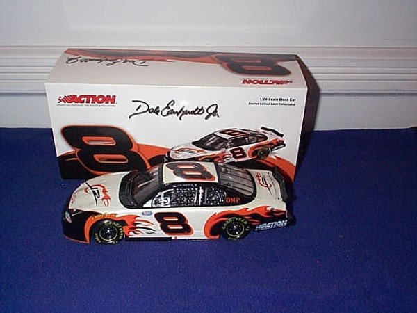 262: Action Racing Collectibles Dale Earnhardt Jr. #8 D