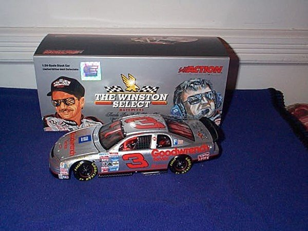 263: Action Racing Collectibles Dale Earnhardt #3 GM Go