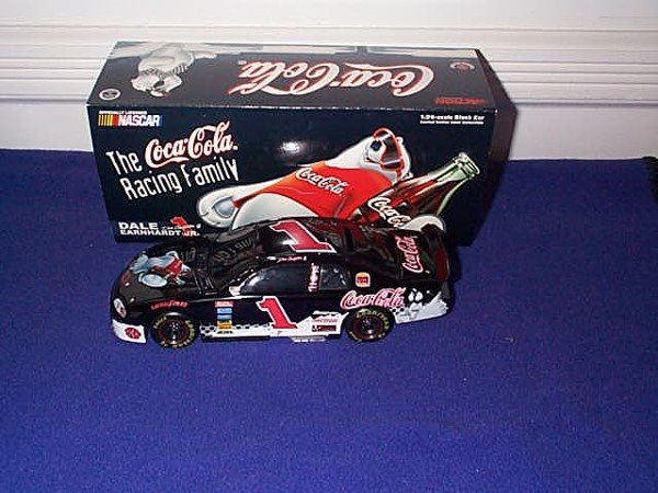 264: Action Racing Collectibles -Bank - Dale Earnhardt