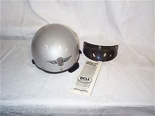 Bell Harley-Davidson motorcycle helmet in box, siz