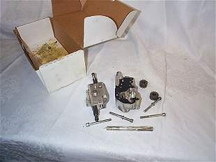 Harley-Davidson S&S high performance oil pump with