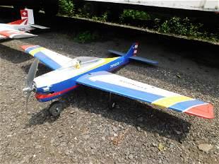 RC Typhoon Electric Engine Airplane