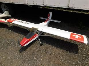 RC Pilatus Porter Electric Engine Airplane