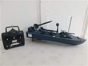 RC Custom Made Higgins Hellcat Military Boat