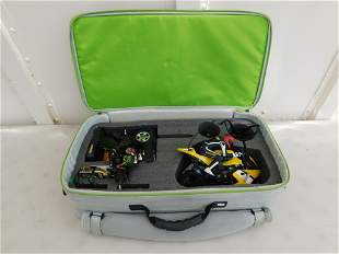 RC Venom GV-1 1:8 Scale Motorcycle with Carrying Case