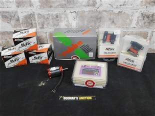 Lot of RC Parts including Robbe and HiTec