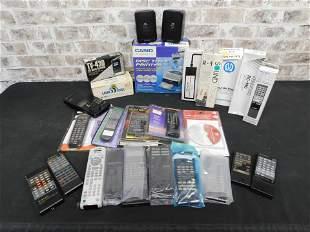 Lot of Mixed Electronics