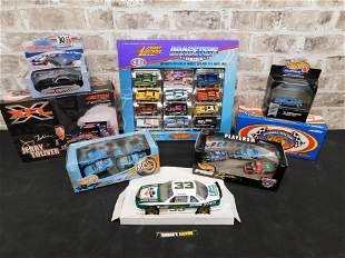 Group Lot of Diecast Cars including Johnny Lightning