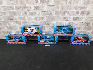 Lot of 5 Petty Racing 50th Anniversary 1:24 Scale