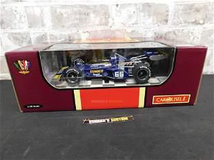 Carousel 1 McLaren M16B 1972 Indy 500 - Mark Donohue