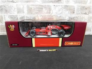 Carousel 1 McLaren M16 1976 Indy 500 - Mario Andretti
