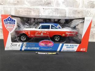 Sox & Martin '65 Plymouth AWB Belvedere Diecast