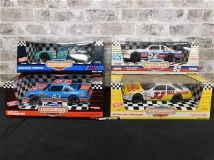 Lot of 4 American Muscle NASCAR Die-Cast