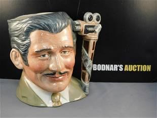 Royal Doulton Clark Gable Toby Jug
