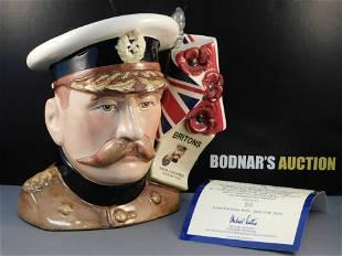 Royal Doulton Lord Kitchener Character Jug