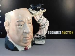 Royal Doulton Alfred Hitchcock Character Jug