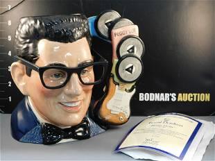 Royal Doulton Buddy Holly Character Jug