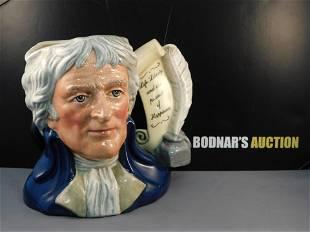 Royal Doulton Thomas Jefferson Character Jug