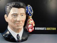 Royal Doulton Ronald Reagan Character Jug