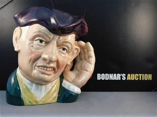 Royal Doulton 'ard of 'earing Character Jug