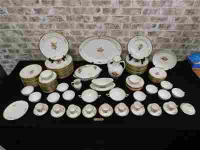 Royal Copenhagen Dinnerware Set - 100+ Pieces