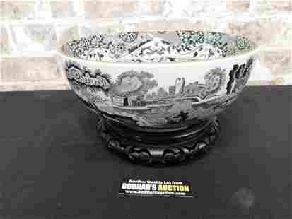 Copeland Spode's England Center bowl