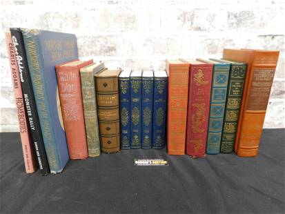 Lot of 15 Various Books