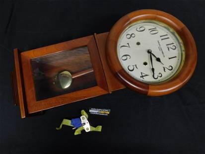 Churchill Clockworks LTD Regulator Wall Clock