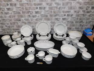 Partial Mikasa Dinnerware Set
