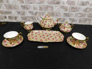 Royal Albert Old Country Roses Chintz Collection Tea