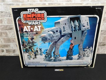 Star Wars The Empire Strikes Back AT-AT All Terrain