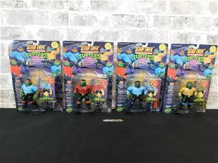Star Trek Teenage Mutant Ninja Turtles Lot of 4