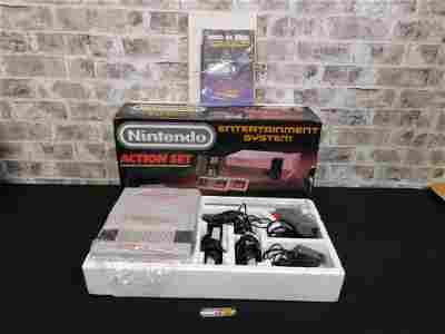Nintendo Entertainment System in Original Box