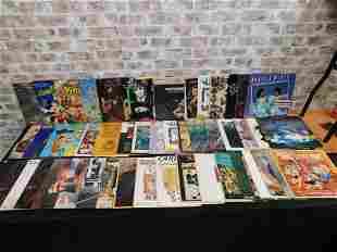 Box Lot of Records