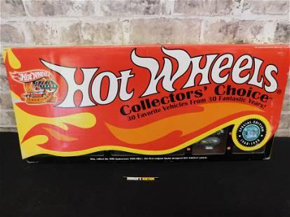 Hot Wheels Collector's Choice 1968-1998 Box Set
