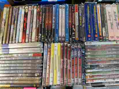 Lot of Factory Sealed DVD's