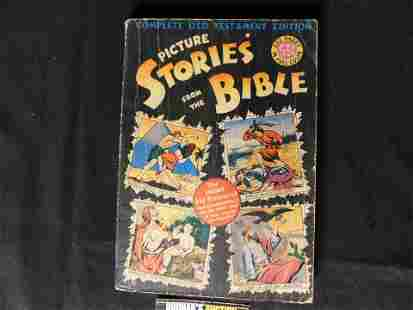 Picture Stories from the Bible - 1943. Complete Old