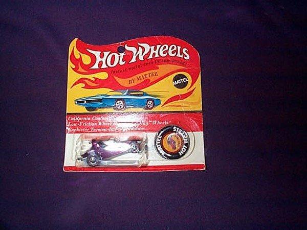"20: Hot Wheels Redline car ""Sand Crab"", mint on card wi"