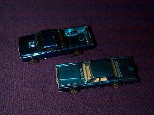 24: Lot of 2 Redline Cars including Custom Fleetside, c